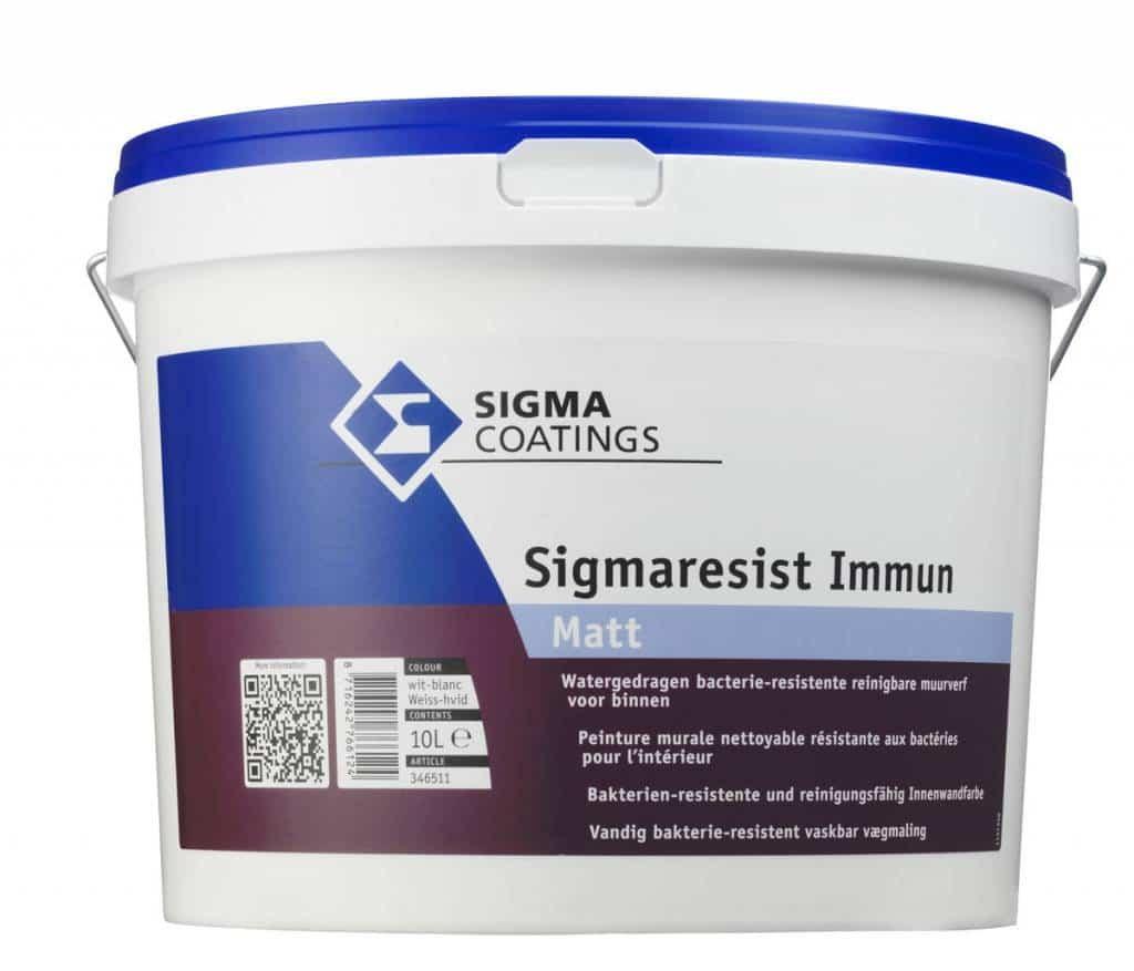 SIGMA RESIST IMMUN